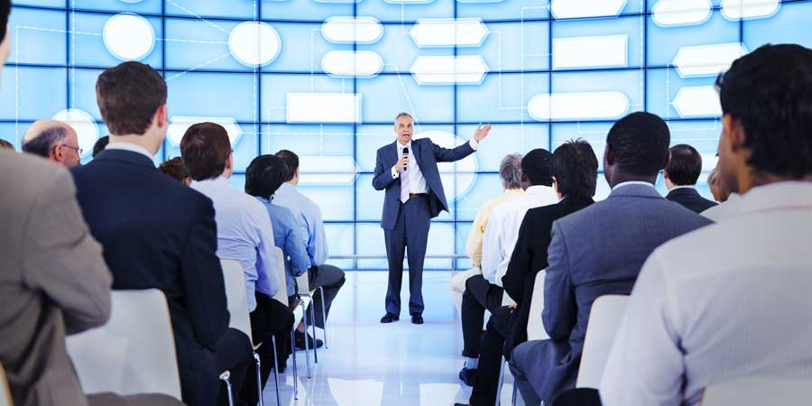 un rendu sur PowerPoint